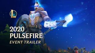 Pulsefire 2020 | Official Event Trailer - League of Legends