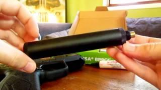 best silenced airsoft blowback co2 hopup pistol under 100 asg bersa bp9cc review