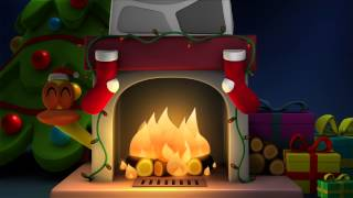 Pocoyo Youtube Fireplace thumbnail