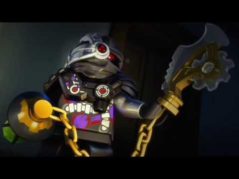 LEGO Ninjago Kötü Adamlar- Cryptor