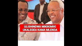 """MBOWE """"LOWASSA ALIKUWA MZIGO CHADEMA"""" HUU NDIO MWISHO WAKE/AMCHAMBUA VIBAYA"""
