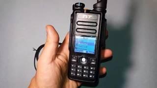 Обзор цифровой двухдиапазонной радиостанции DMR TYT MD-2017