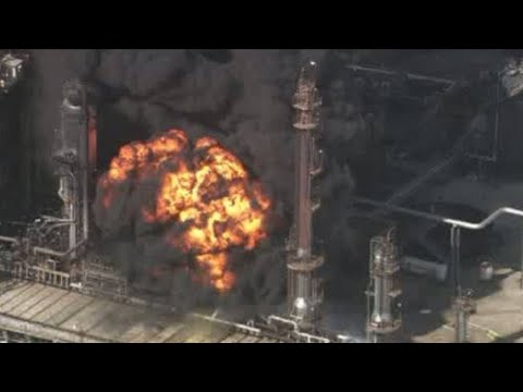 Fire Now Out At LyondellBasell Plant