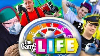 АИД ВЫШЕЛ ЗАМУЖ ЗА ПОЗЗИ? Я И НЕ ЗНАЛ ЧТО МОИ ДРУЗЬЯ... The Game of Life