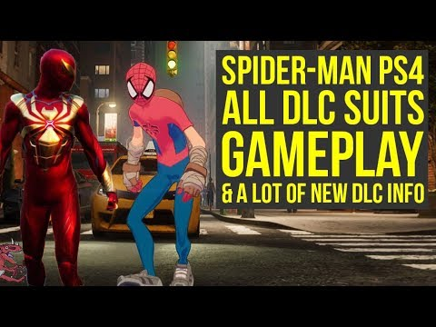 spiderman ps4 dlc