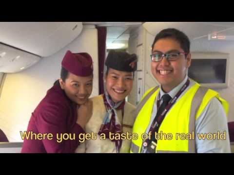 Diploma in Aviation Management & Services (T04), Temasek Polytechnic