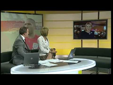 Anglia News Sport Soccer Football FIFA South Africa World Cup 2010 England vs Slovenia