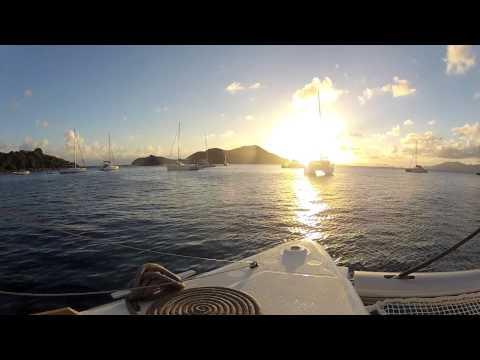 Cruising the British Virgin Islands