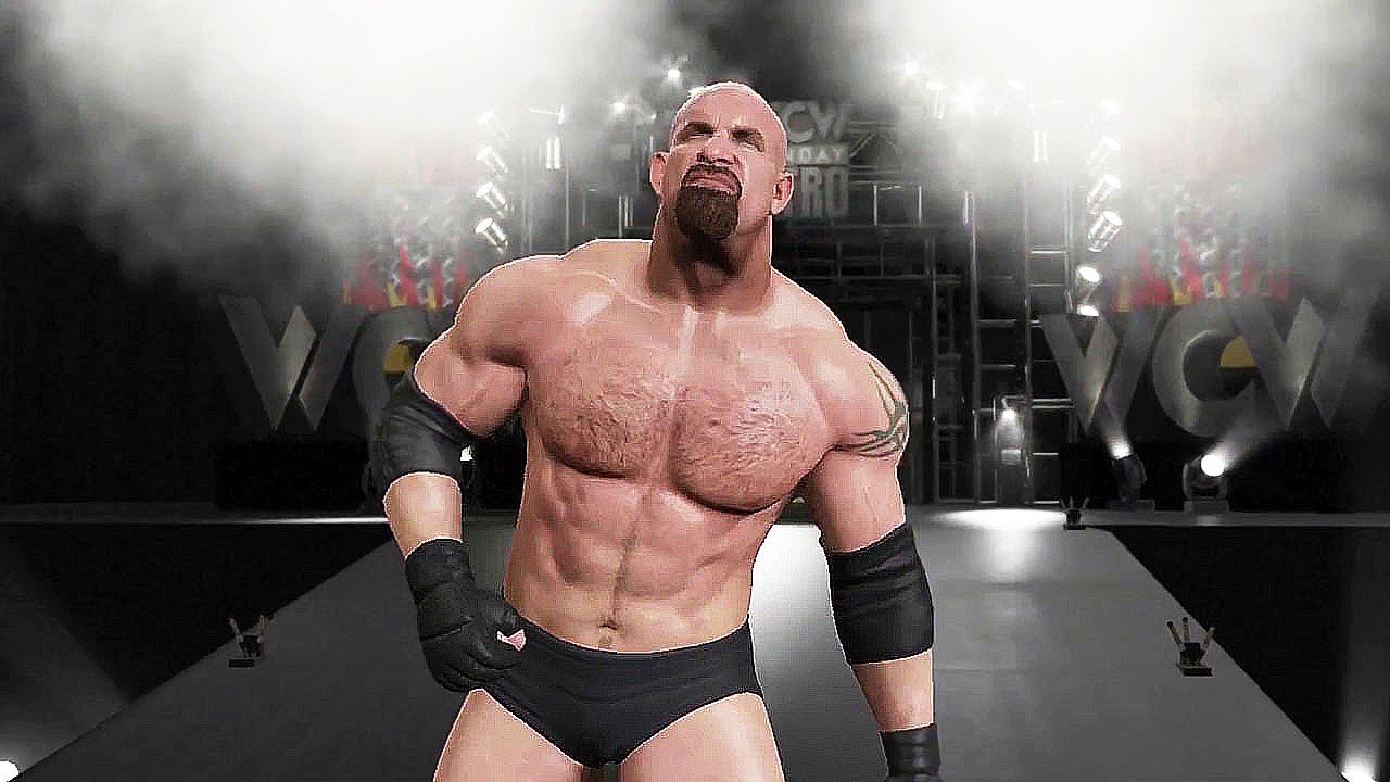 Image result for goldberg WWE