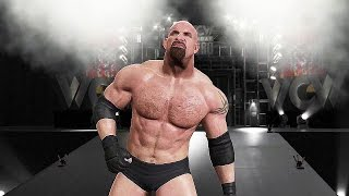 WWE 2K17 - Goldberg Entrance