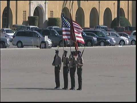Marine Corps Recruit Depot San Diego Graduation Ceremony