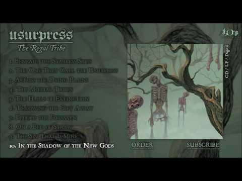USURPRESS - In The Shadow Of The New Gods (Official Track Stream)