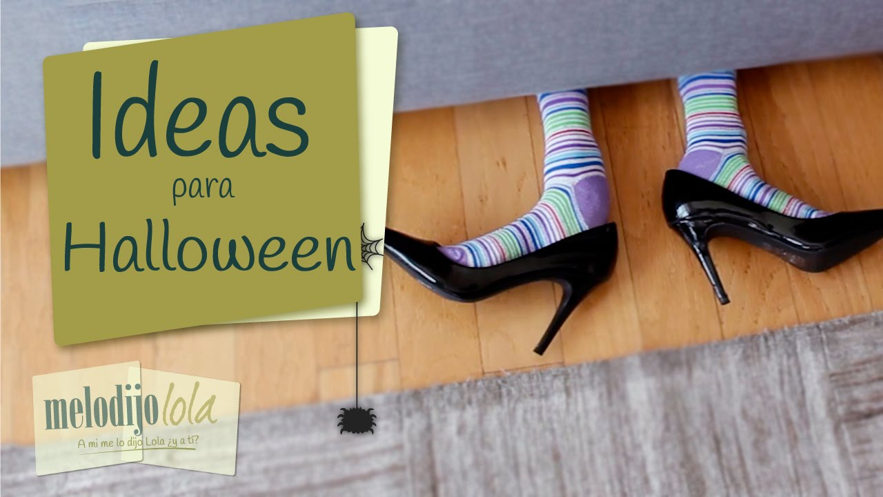 Ideas para decorar la casa en Halloween | Halloween decoración | DIY ...