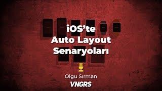 iOS'te Farklı Cihaz Boyutlarında Uygulama Geliştirme ve Auto Layout Senaryoları