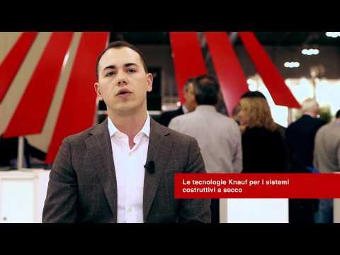 STEEL FEEDS INNOVATION - INTERVISTA A GIANLUCA RIGAMONTI KNAUF