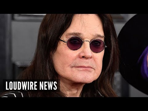 Ozzy Osbourne: I'm Not Happy, I Don't Have My Health