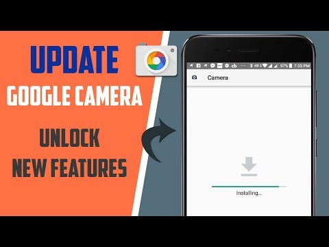 How To Update Google Camera on Any Device | हिंदी - YouTube