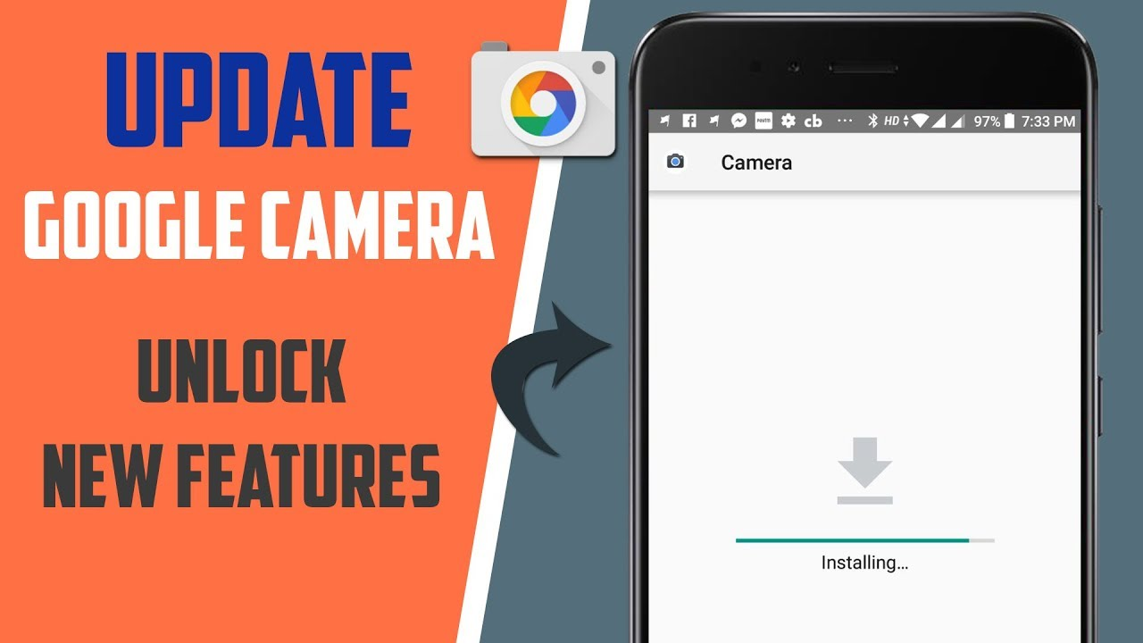 How To Update Google Camera on Any Device   हिंदी