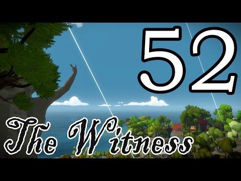 [52] The Witness - Bottom Floor? - Let's Play Gameplay Walkthrough (PS4)
