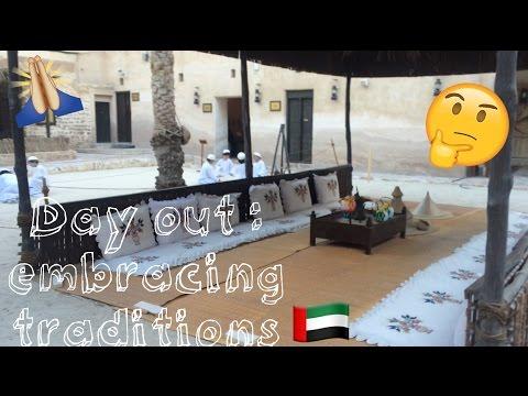 Incredible Heritage Village in Dubai    DXB Vlog #2