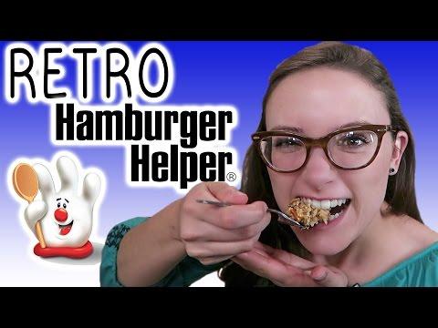 Retro Hamburger And Rice Casserole Recipe