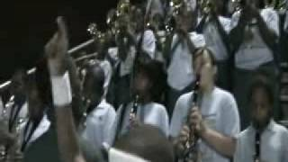 Martin Behrman Charter Middle School Band
