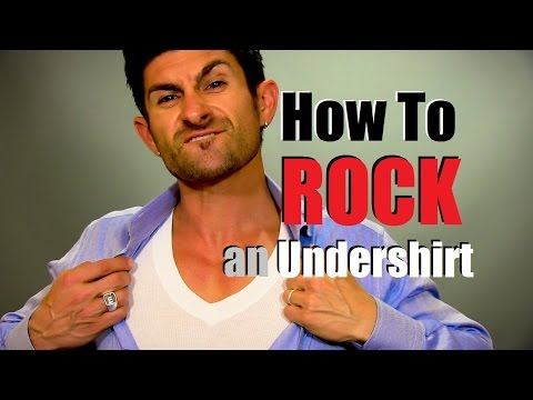 how-to-rock-an-undershirt-|-undershirt-wearing-tips