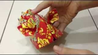 Repeat youtube video 红包肥金鱼教学-DIY ANGPAO GOLD FISH