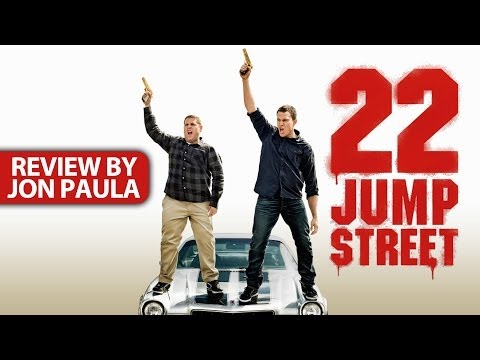 22 Jump Street — Movie Review #JPMN