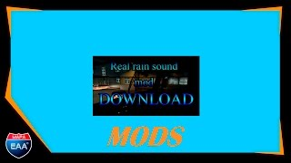 DOWNLOAD - REAL RAIN SOUND MOD