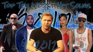 Baixar The Top Ten Worst Hit Songs of 2012
