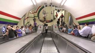 WILFY WILLIAMS - CARMEN & HER KARMA - Busking on the London Underground