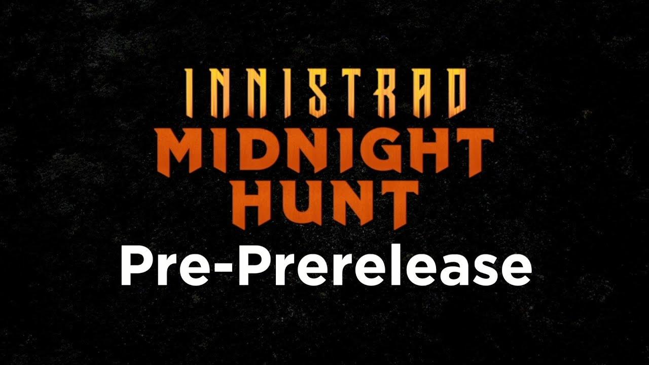 Download Innistrad Midnight Hunt Pre-PreRelease