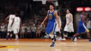 Nba 2k16  Drake 0 To 100 / The Catch Up Ft. Stephen Curry