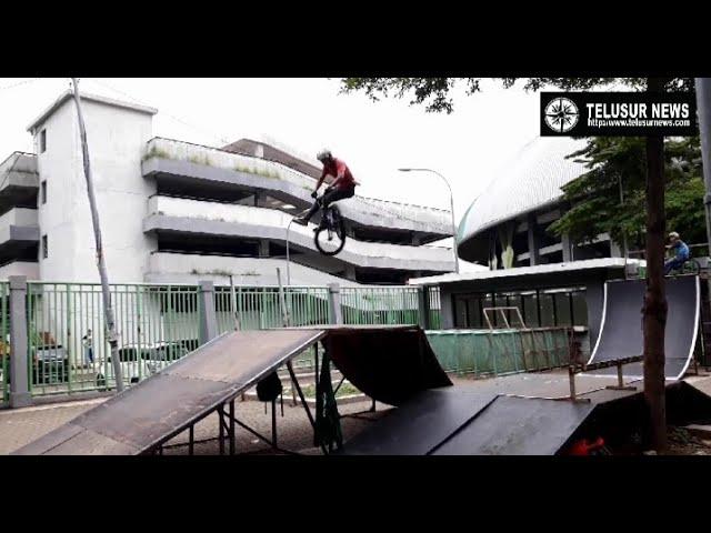Perjalanan Panjang Olah Raga BMX di KOTA BEKASI Part 1