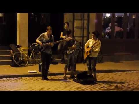 Montreal Street Musician
