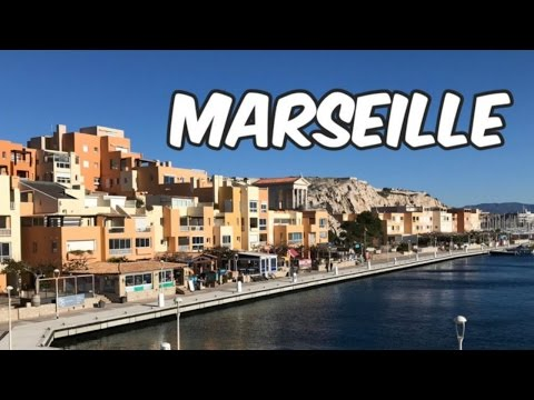 EXPLORING MARSEILLE, FRANCE! (Study Abroad Travel Vlog)