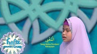 Gambar cover HAFIZ INDONESIA 2019 | Lantunan Asmaul Husna Yang Indah Dari Kayla | [23 Mei 2019]