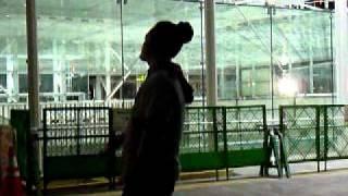 2011.3.19 川崎駅にて 真柴元気☆東北地方太平洋沖地震救済募金ストリート.