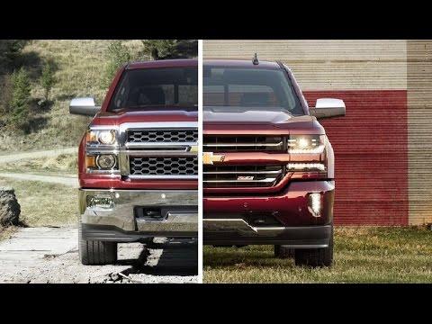 2014 / 2016 Chevrolet Silverado - YouTube
