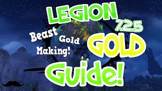 Legion - Alchemy 40,000 To 100,000 Gold Profit Easy - 7.2.5