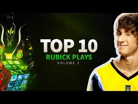 Top 10 Rubick Plays In Dota 2 History - Vol.2