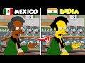 """9 RAZONES por las que FOX QUIERE ELIMINAR a """"APU"""" de Los Simpsons"""