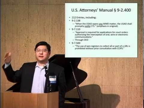 Regulating the Cloud (Pt. 3) - 2012 University of San Francisco Law Review Symposium