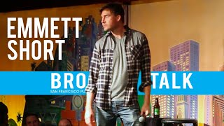 Bro Talk & The N-Word - Standup Comedy - Emmett Short @ The Punchline SF