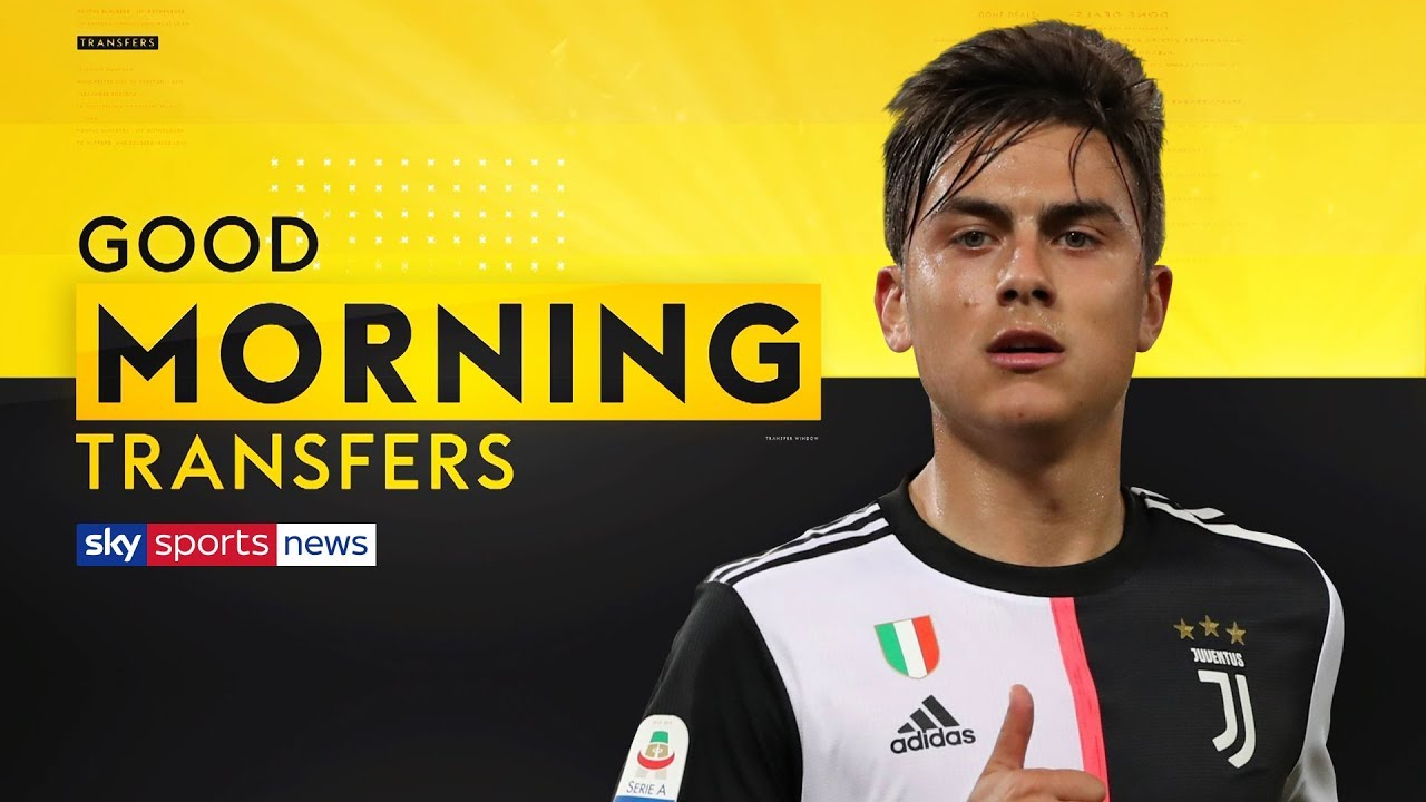Dybala to sign for Man United in swap deal with Lukaku? | Good Morning Transfers