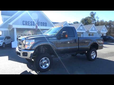 2016 Ford F-250 Niantic, New London, Old Saybrook, Norwich, Middletown, CT F3810B