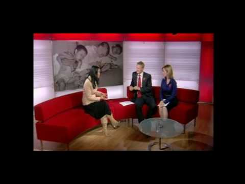 Interview with Viktoria Cowley on BBC South East Today