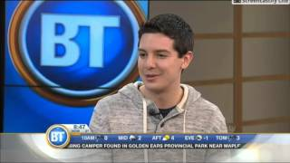 How Students Can Avoid Burnout -  Shane Feldman on Breakfast Television