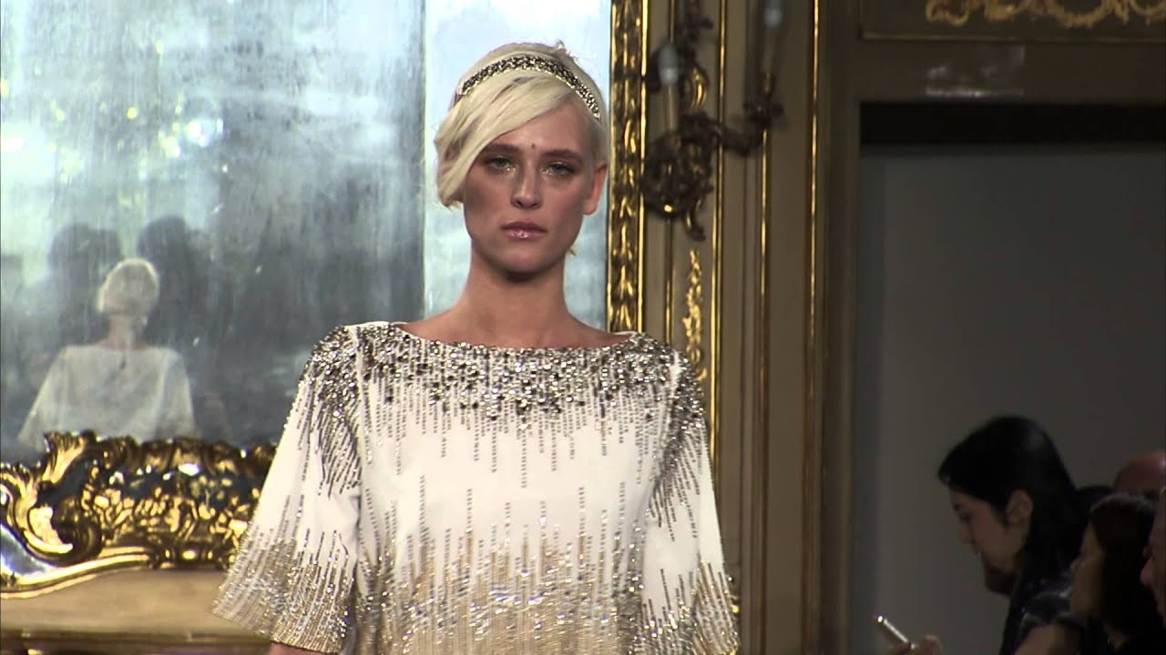 bfe95c3623 Elisabetta Franchi Spring-Summer 2015 Fashion Show Teaser